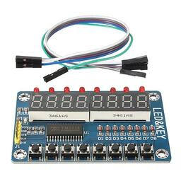 TM1638 Display Module 8 Bits Digital LED
